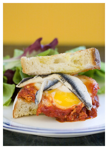 babbos egg sandwich