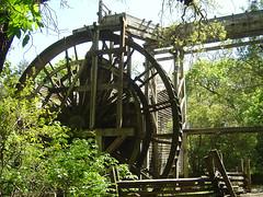 Bale Mill - Wheel
