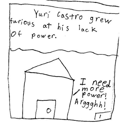 yuri castro
