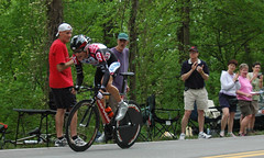 Zabriskie at Tour de Georgia