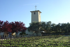 Robert Mondavi Winery - Tower