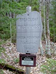 Breadloaf Wilderness