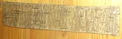 birch bark letter