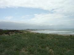 Moss Landing Beach - South View