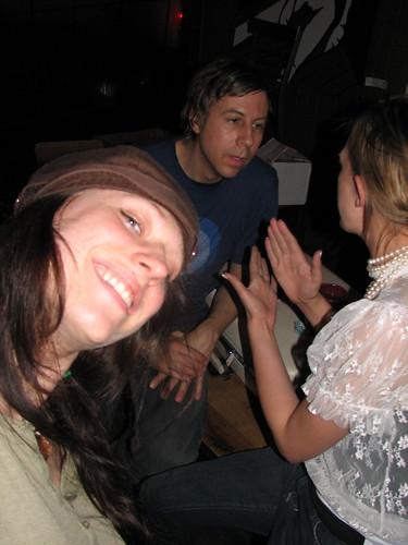 Jessica, JV and Me