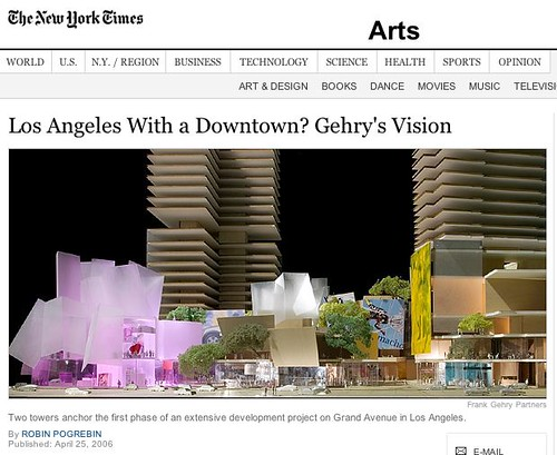 Frank Gehry Article
