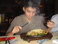 Me and my Yoko Special Steak