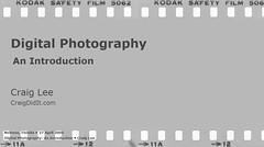 Digital Photography - An Introduction