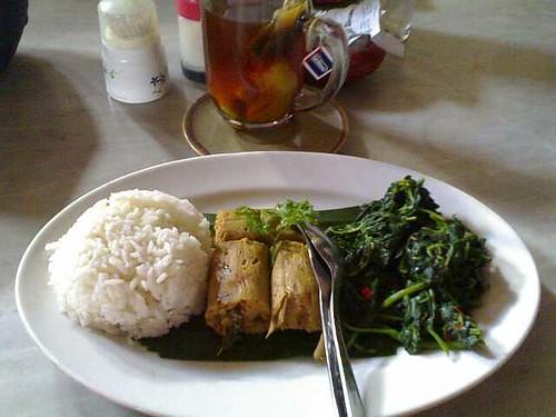 Balinese Pepesan Ikan