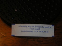 Be Good To Your Health