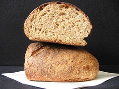 Sourdough Wheat Bread with Seeds