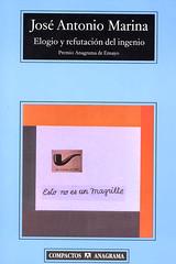 José Antonio Marina, Elogio y refutación del ingenio