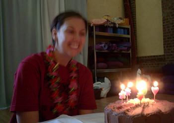 rachel's birthday!