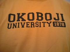 Okoboji University