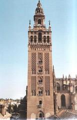 Giralda di Seville Cathedral, Seville, Spain