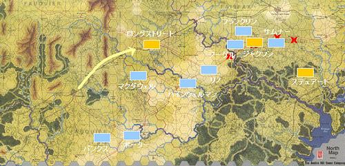 図3:終盤の状況