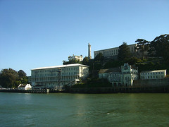 Alcatraz harbor