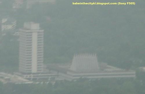 fm kl tower 10 - 10x zoom parlimen