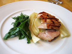 pork -n- fennel (not the official name)