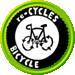 Bicis y cosas gratis, reciclar y recuperar demuestra nuestra inteligencia