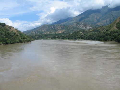 Rio Cauca - Cauca River