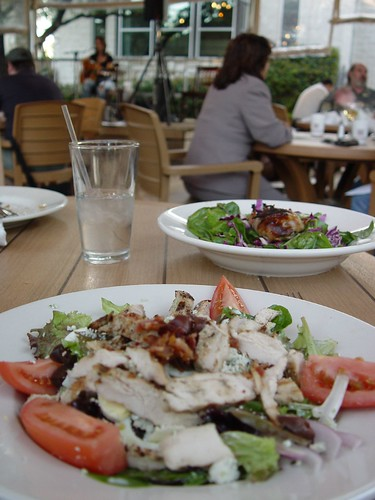 Perfect NXNW Cobb Salad and Quail Salad