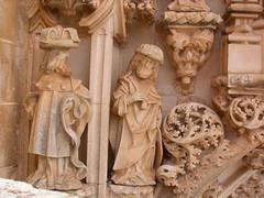 Convento de Cristo, Tomar (Portugal), 18-Apr-06