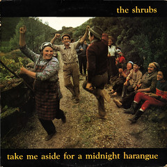 shrubs - take me aside for a midnight harangue