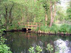 Parc d'Isle Saint-Quentin i maj