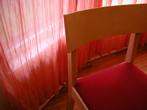 have a seat, at Namaste
