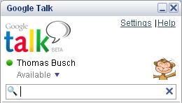 Google Talk Client