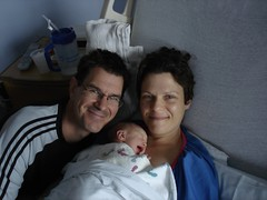 Helen, Nigel & Ellie