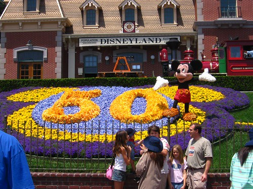 50th Anniversary of Disneyland