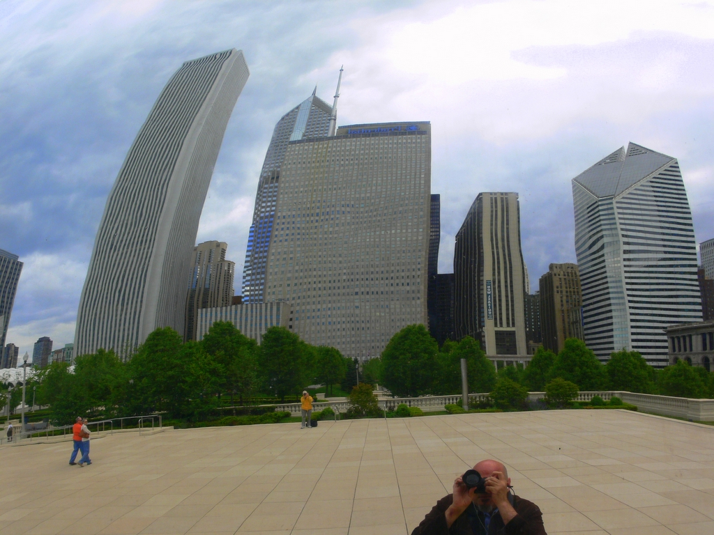 Myself in the Bean