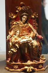Statue in Museum of Sacred Art