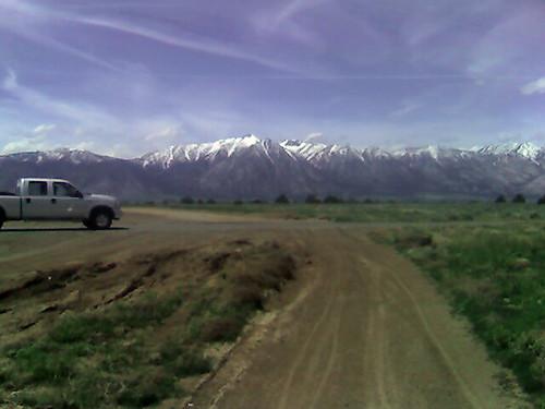 Sierras From Gardnerville