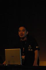 Hideya Kawahara at LG3D BOF, JavaOne 2006