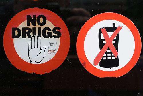 Just say no to cell phones