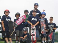 Skate Clinic Sault Ste Marie 2005