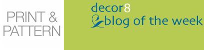 Print + Pattern Blog
