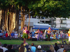 Kuhio Beach - Dancing III