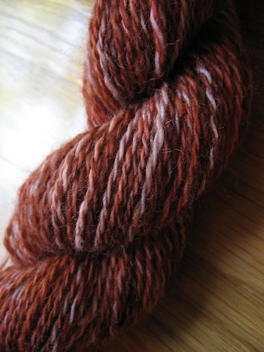 HPY lace, plied