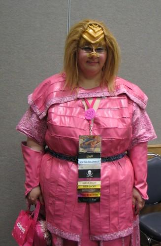 T'ffany: Valley Girl Klingon