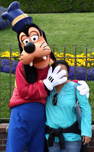 goofy and celia