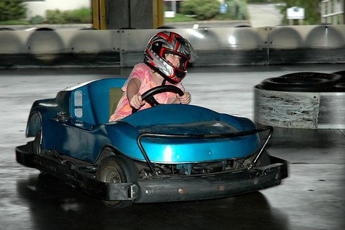 Kim karting 8