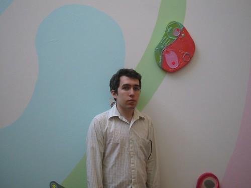 Alex and art