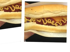 Hot Dog Collage