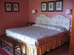 Our bedroom at Fonte de' Medici