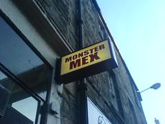 Monster Mex, Edinburgh