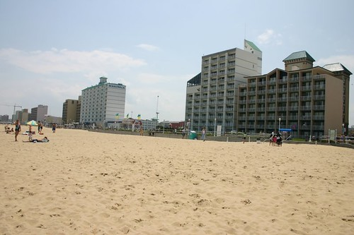 VA Beach - Hotels on the Beach